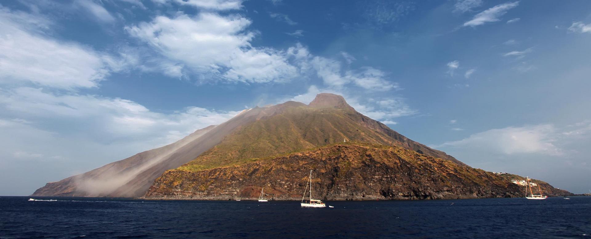 Voyage à pied : Les flammes de vulcain