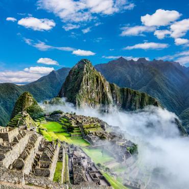 Pérou, les seigneurs des Andes