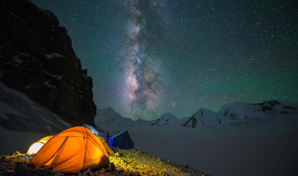 Image Mustang : saribung peak (6328 m)