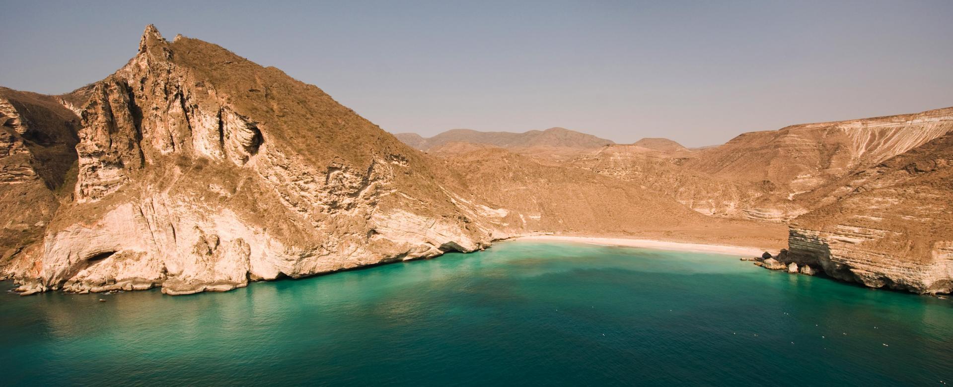 Voyage à pied Oman : Joyaux du sultanat d'oman