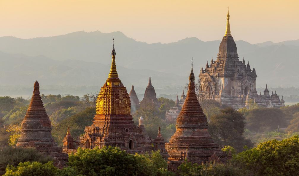 Image La birmanie du nord au sud