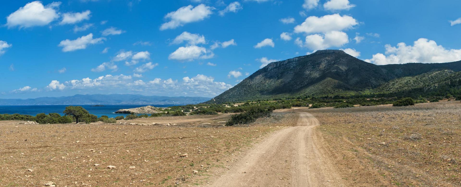 Voyage à pied Chypre : Massif des troodos et péninsule de l'akamas