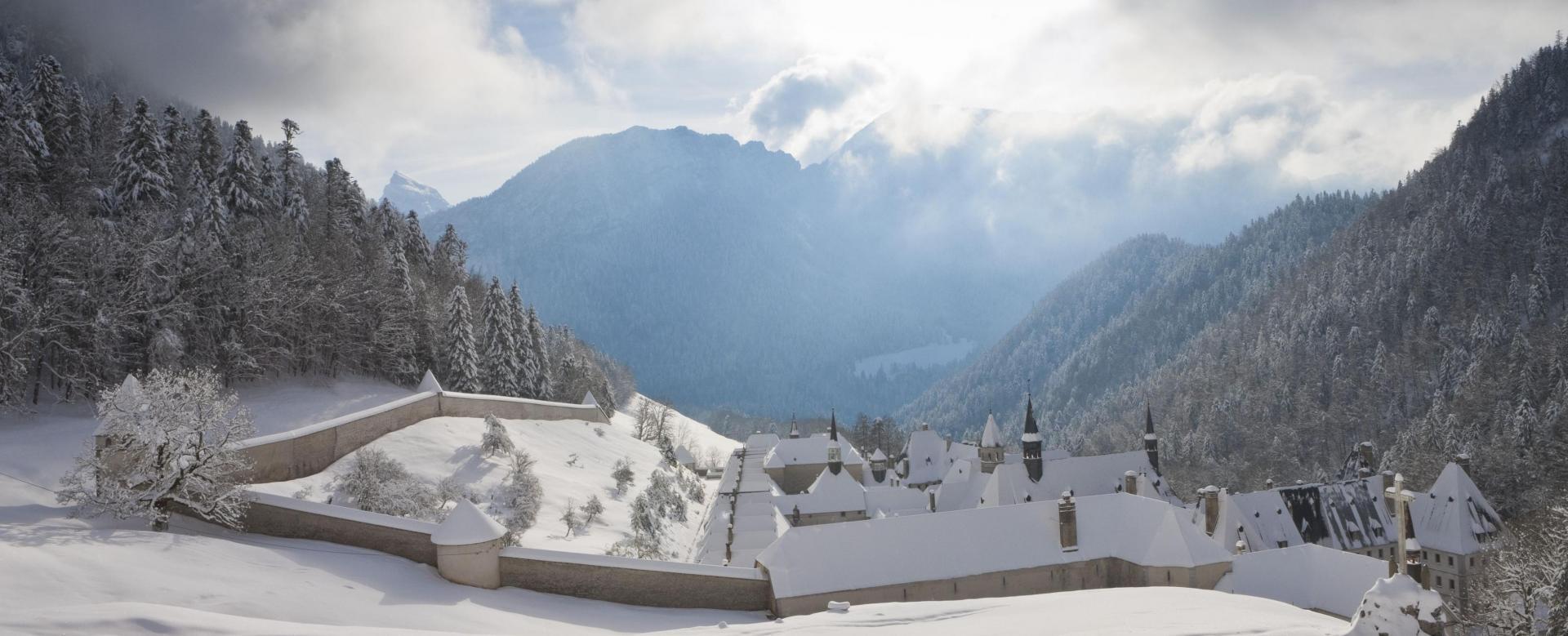 Voyage à la neige : Alpes du Nord : Paysages et patrimoine de chartreuse