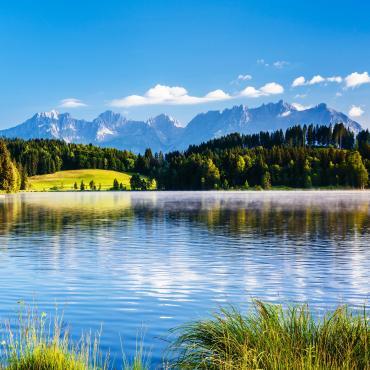Tyrol: le tour du Kaisergebirge