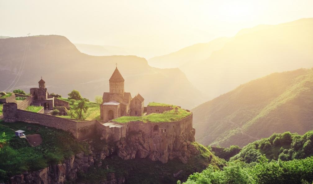 Image Le grand tour d'arménie