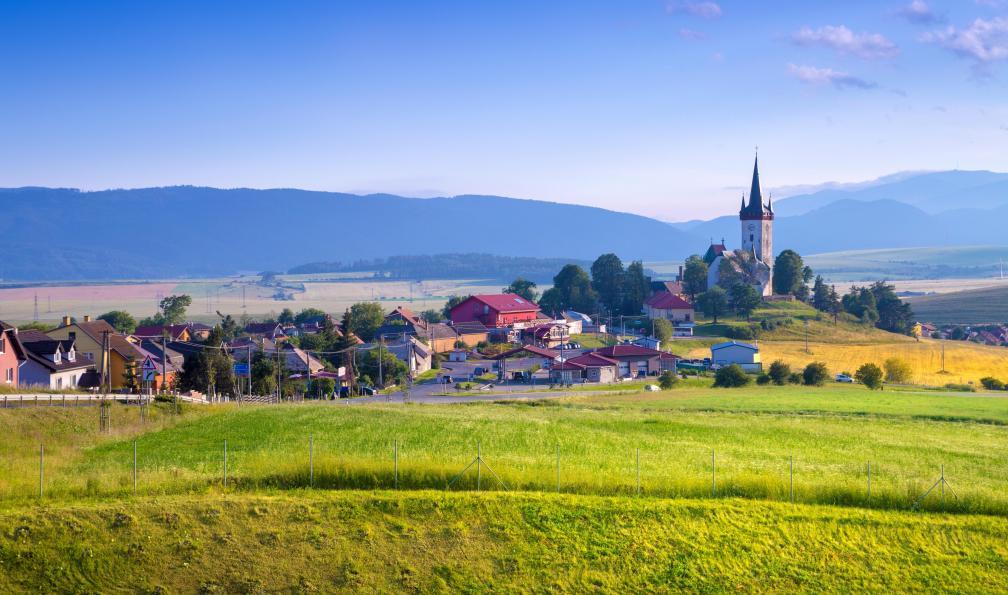 Image Les joyaux des carpates, de bratislava à prague