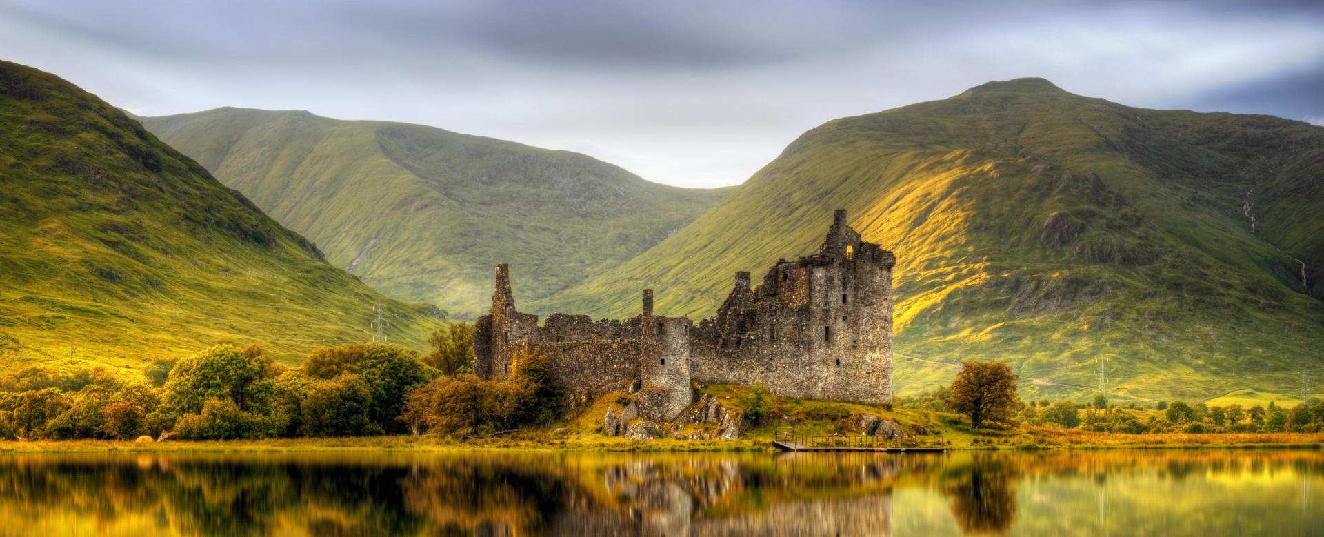 Voyage sur l'eau : Ecosse, mystères des highlands