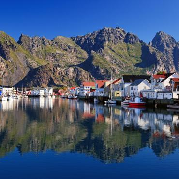 Des fjords aux Lofoten