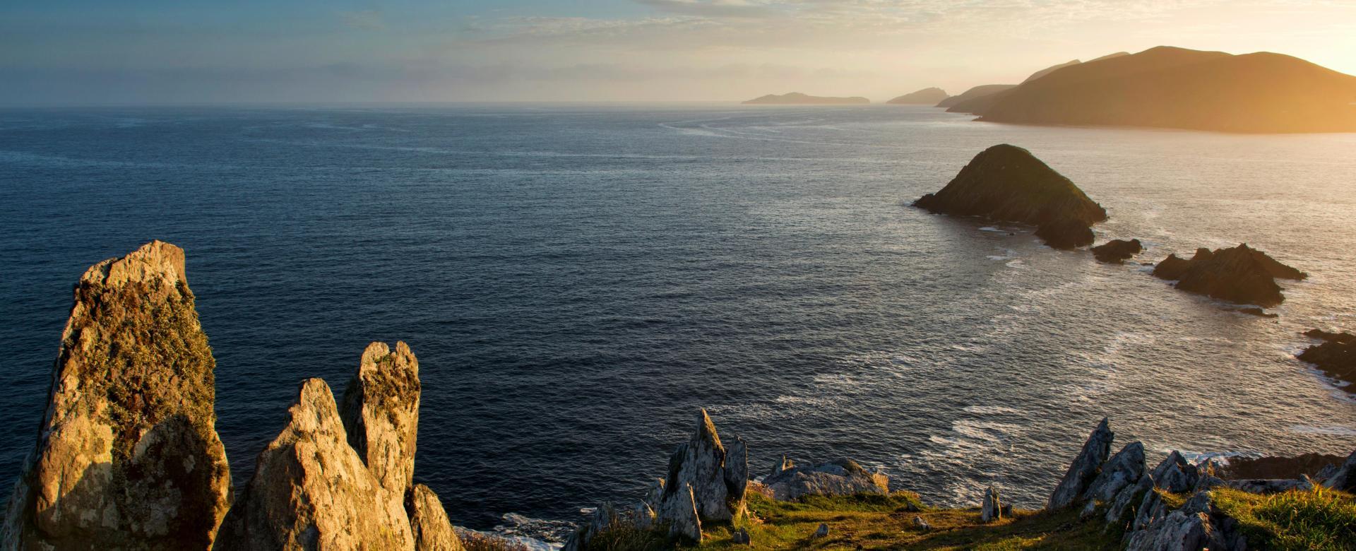Voyage à pied Irlande : Dingle et les joyaux du kerry