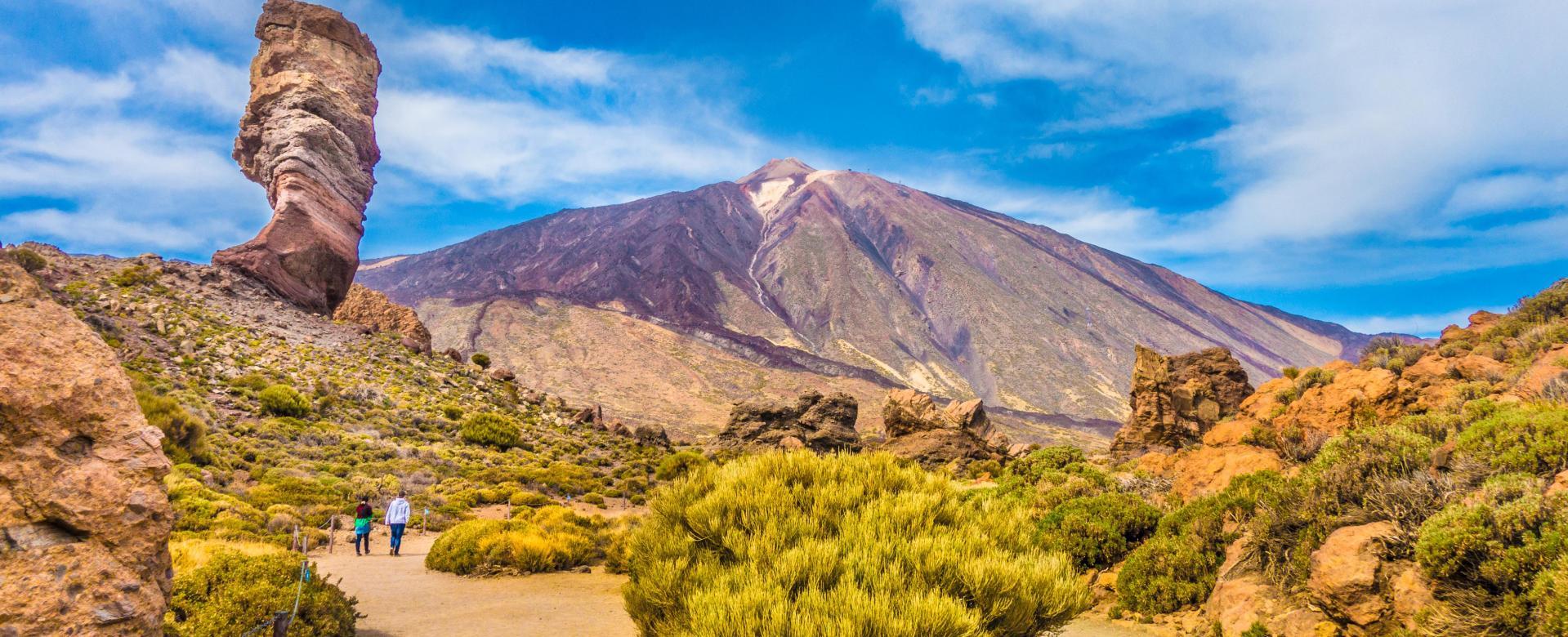 Voyage à pied : Tenerife, l'éternel printemps