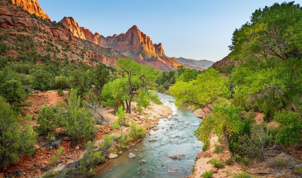 Image Les déserts de l'ouest