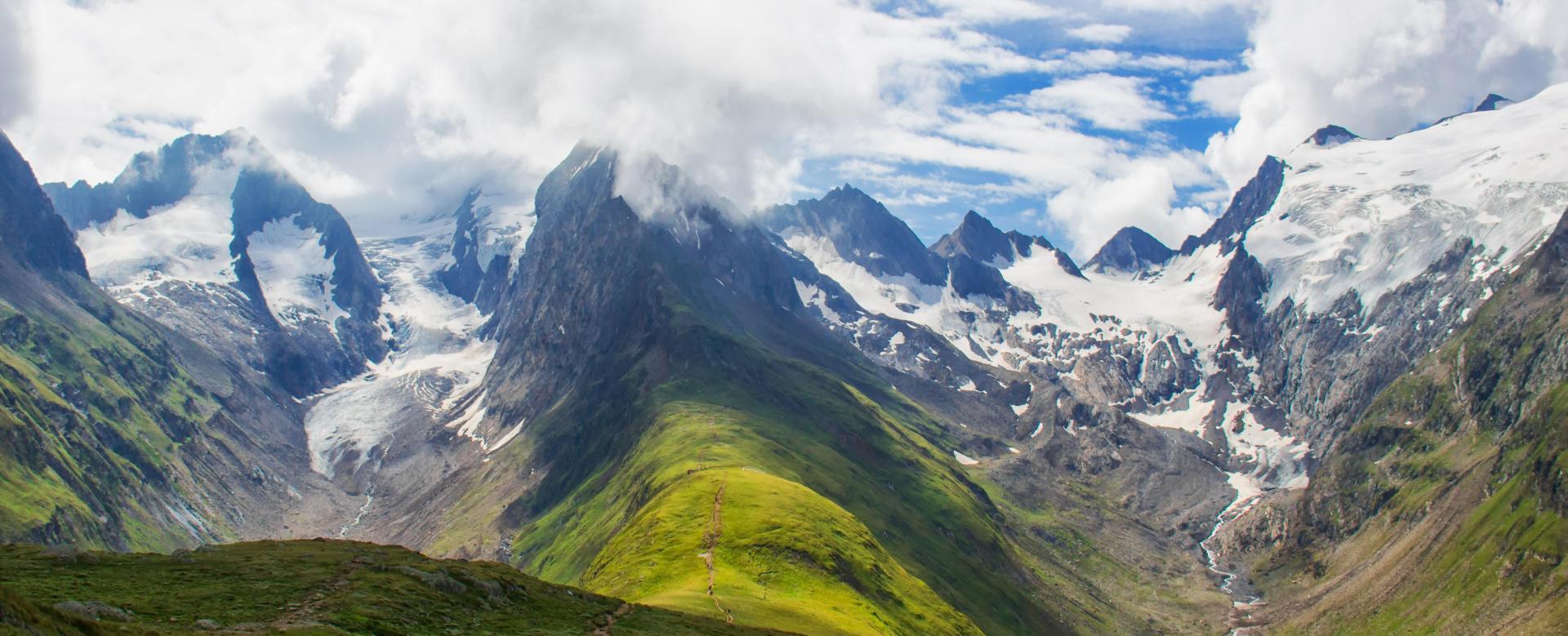 Trekking Autriche : Lacs, glaciers et sommets du tyrol