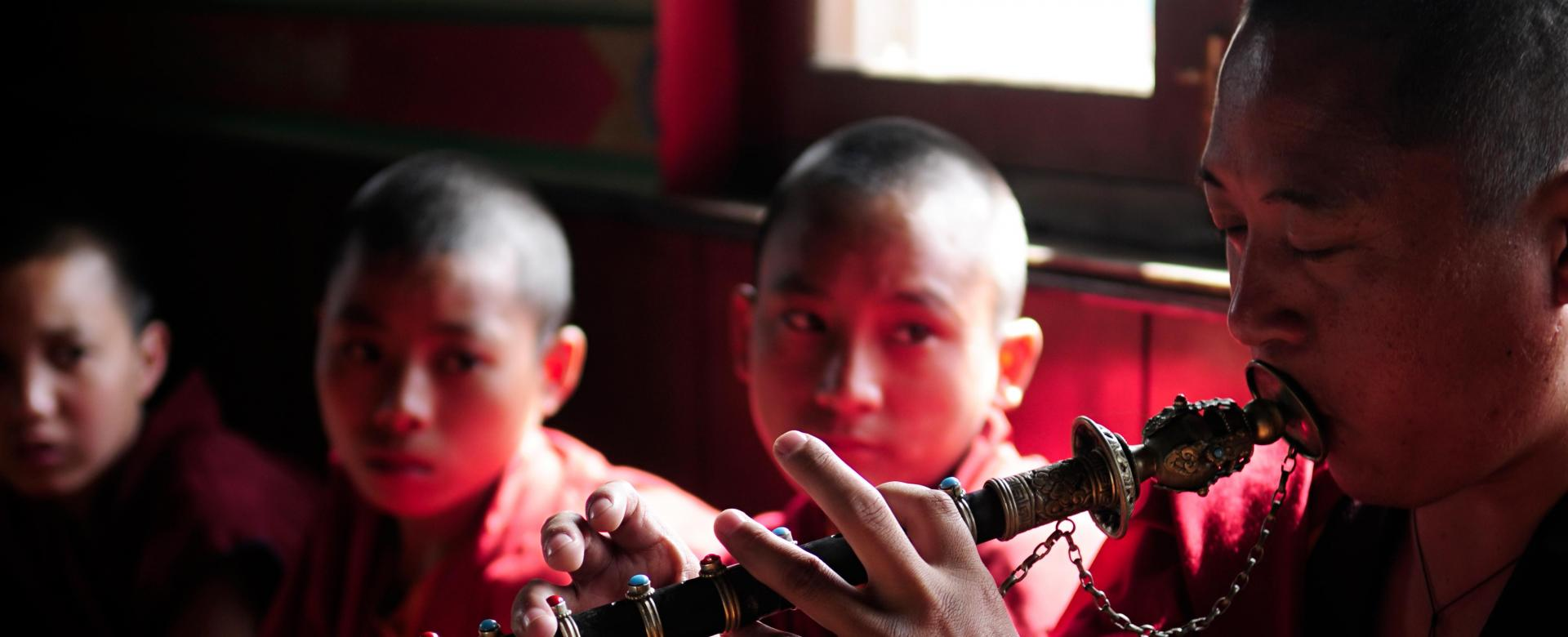 Voyage à pied Bhoutan : Trek de laya au chomolhari
