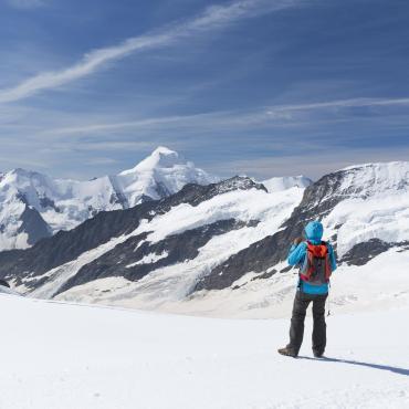 La haute route de l'Oberland