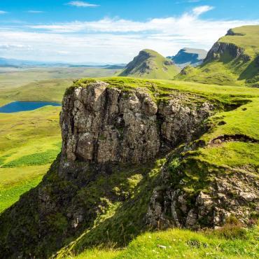 Ile de Skye et lochs des Highlands