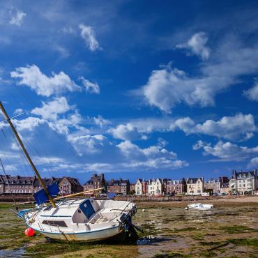 La Bretagne à vélo: de Rennes à Saint-Malo