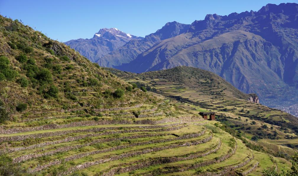 Image Du trek du colca à la montagne arc-en-ciel