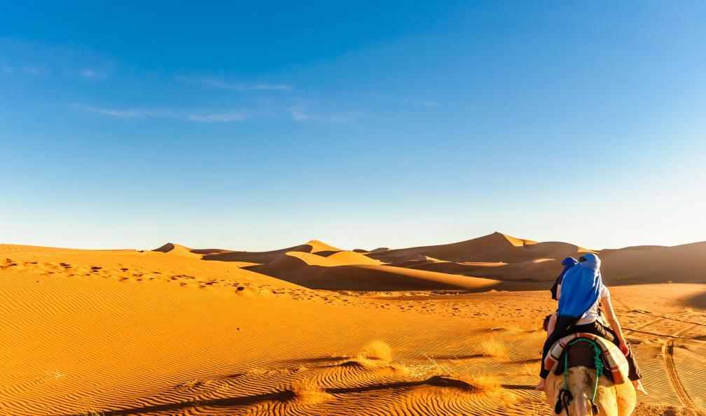 Image Sarhro et dunes