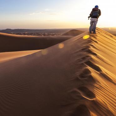 De l'Atlas au désert