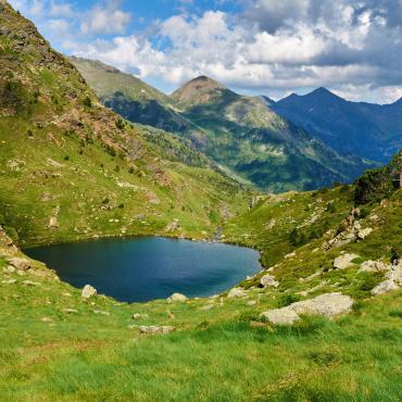 Rando-balnéo en Andorre