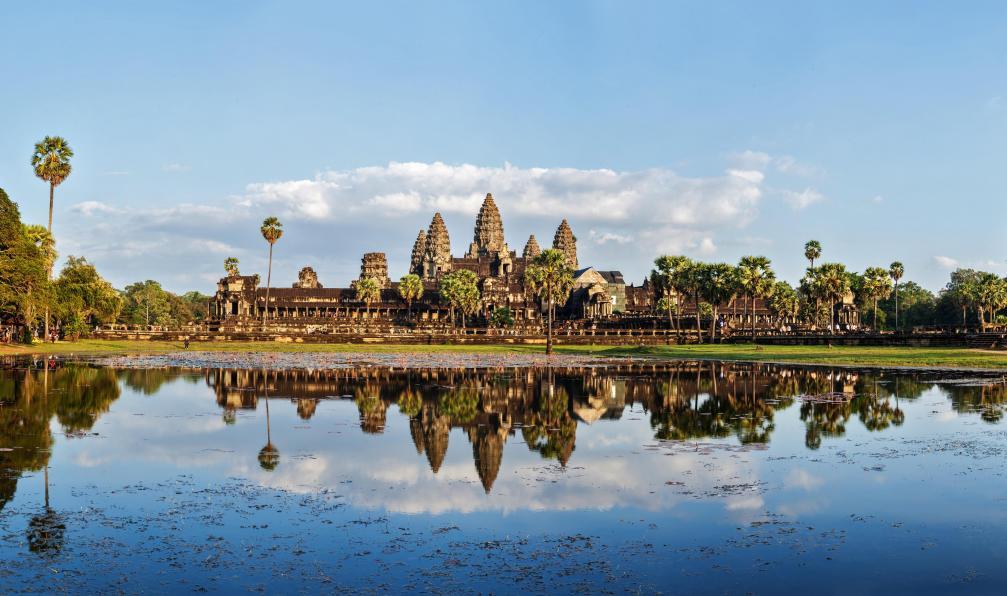 Image Au coeur du cambodge