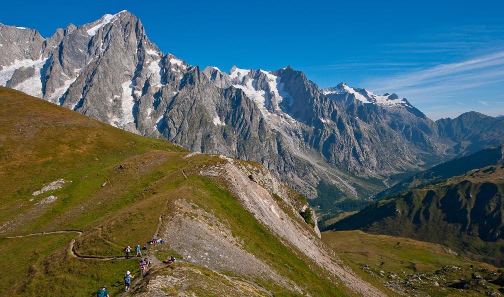 Image Le tour du mont-blanc