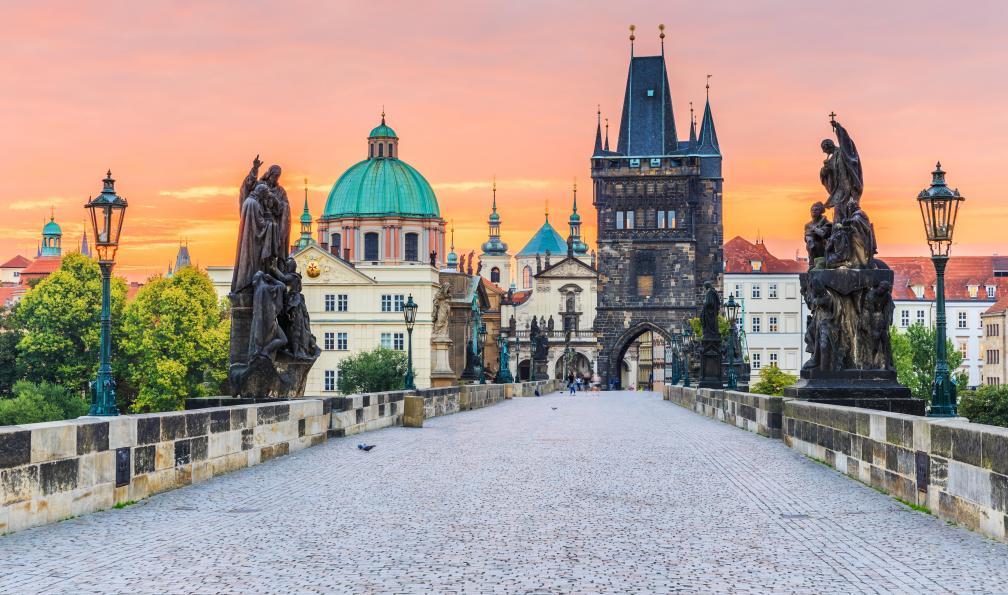 Image Les joyaux d'europe centrale, de prague à budapest