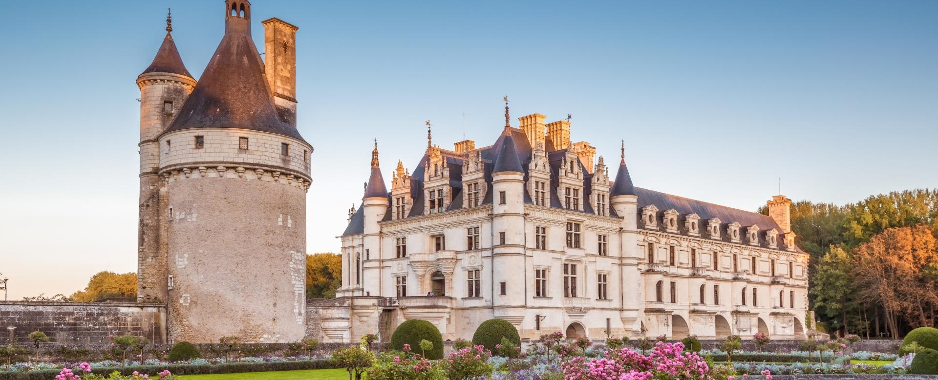 Voyage en véhicule : Escapade à vélo sur la route des grands châteaux