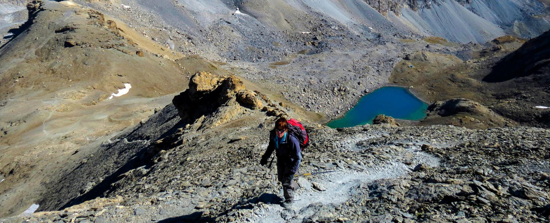 Voyage à pied : Les 3000 entre queyras et piémont