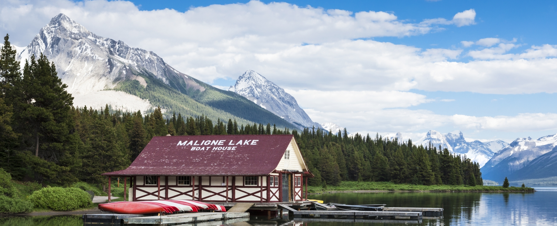 Voyage en véhicule : Les rocheuses canadiennes