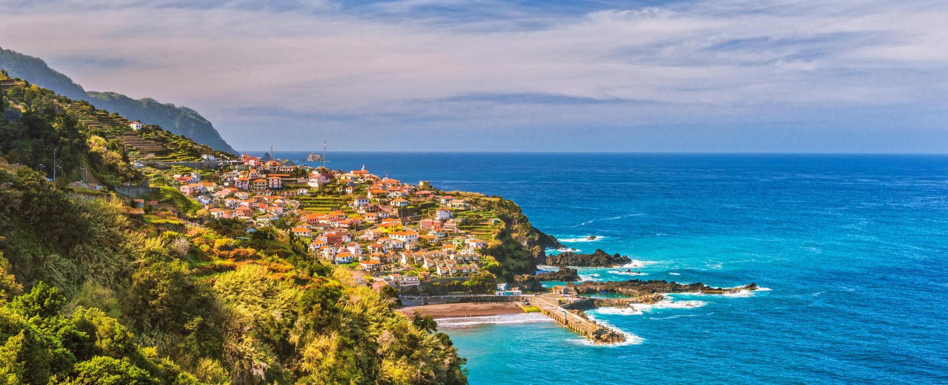 Voyage à pied : Trésors atlantiques