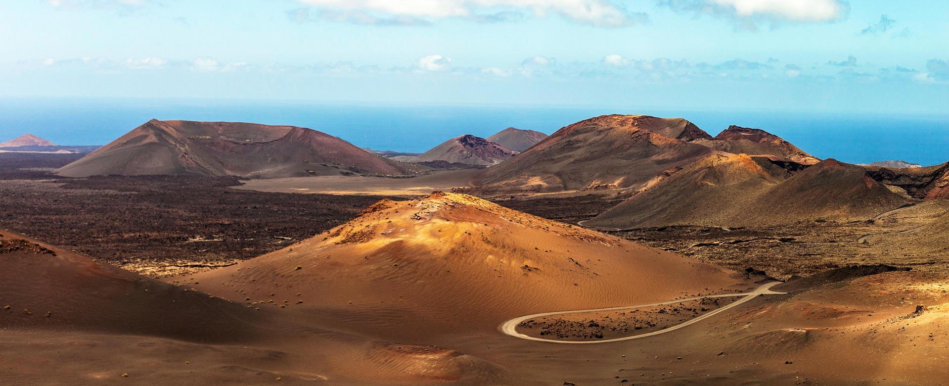 Voyage en véhicule : Tenerife : Vélo et rando à lanzarote