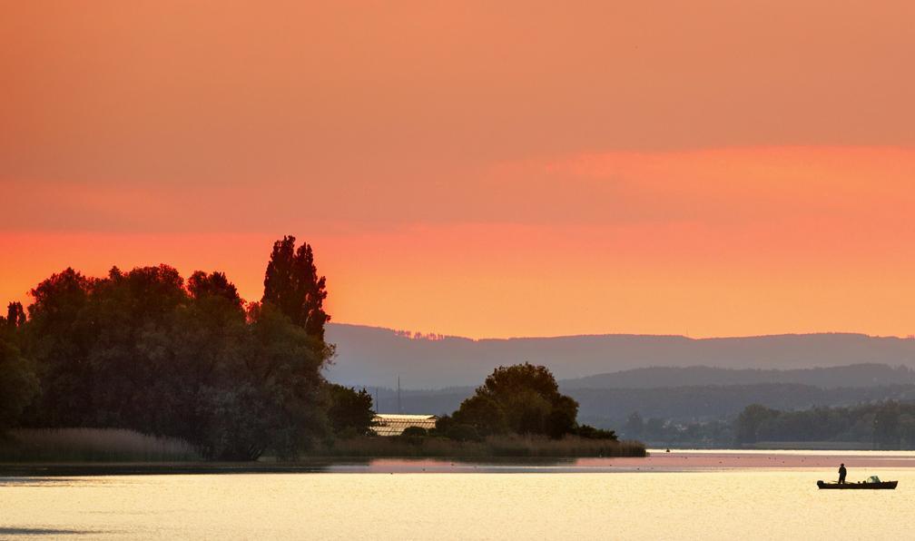Image Le tour du lac de constance à vélo