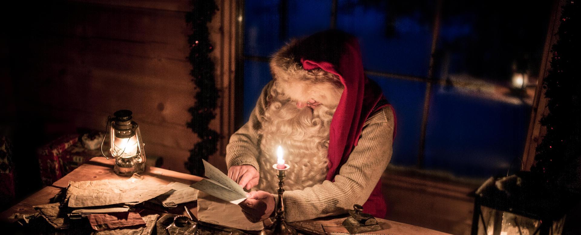 Voyage à la neige : A la rencontre du père noël