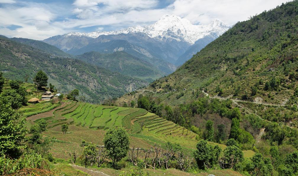 Image Le balcon des annapurnas