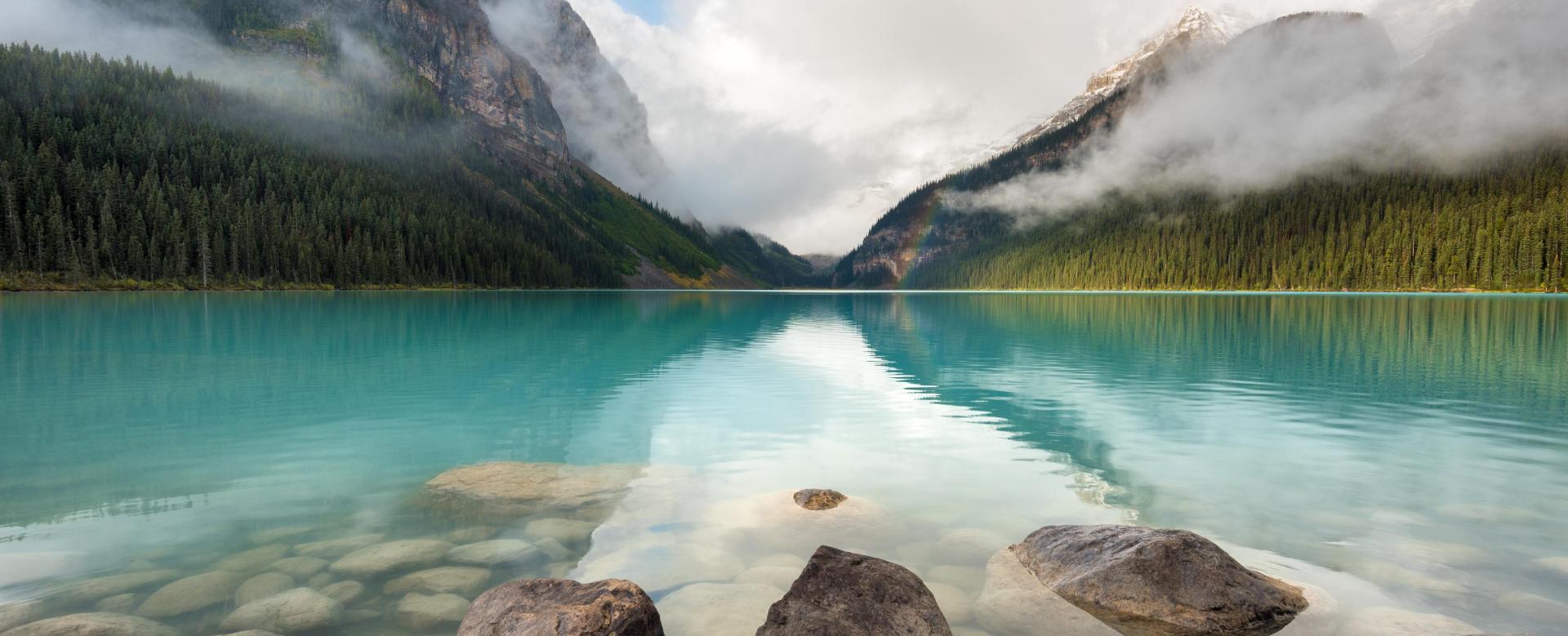 Voyage à pied : Ouest Canadien  : Des rocheuses au pacifique