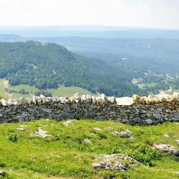 La traversée du Jura vaudois