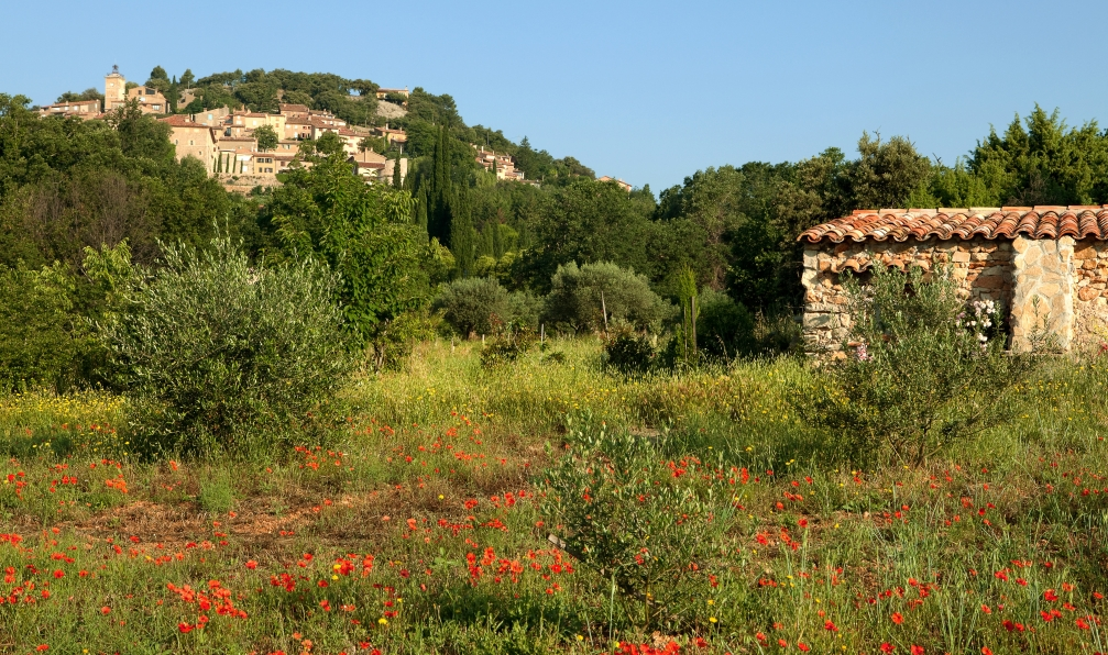 Image Compostelle : via podiensis cahors-lectoure