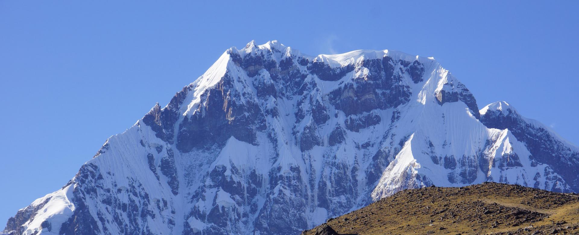 Voyage à pied : Ausangate (6384 m)