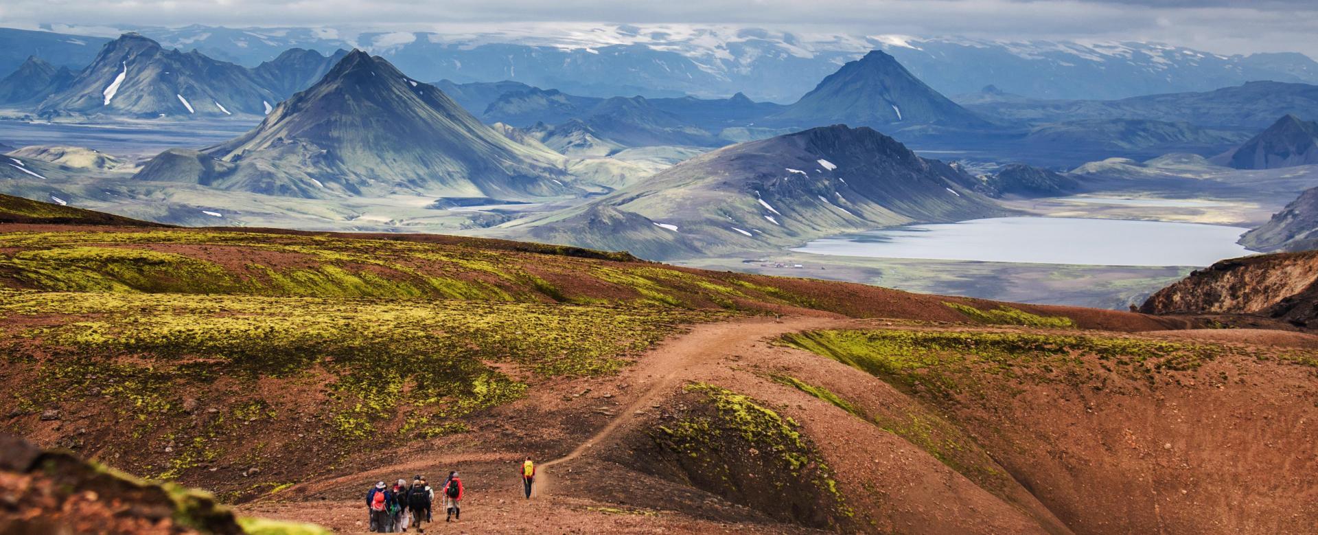 Voyage à pied : Le trek du laugavegur