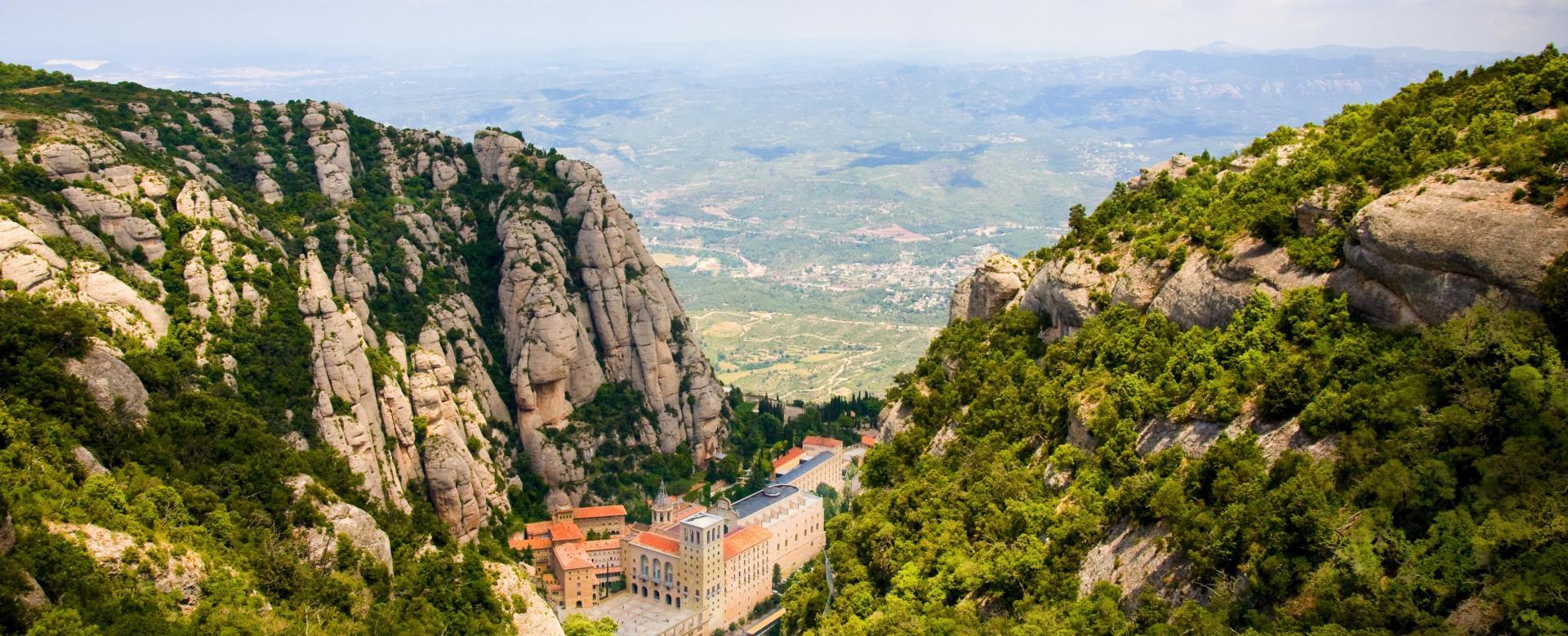 Voyage à pied : Montagnes de barcelone