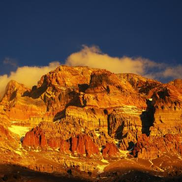 L'Aconcagua (6962 m) par la traversée