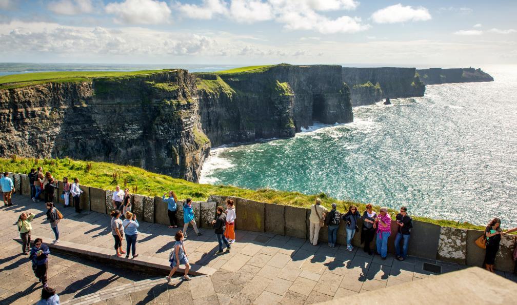 Image Iles et falaises du sud-ouest irlandais