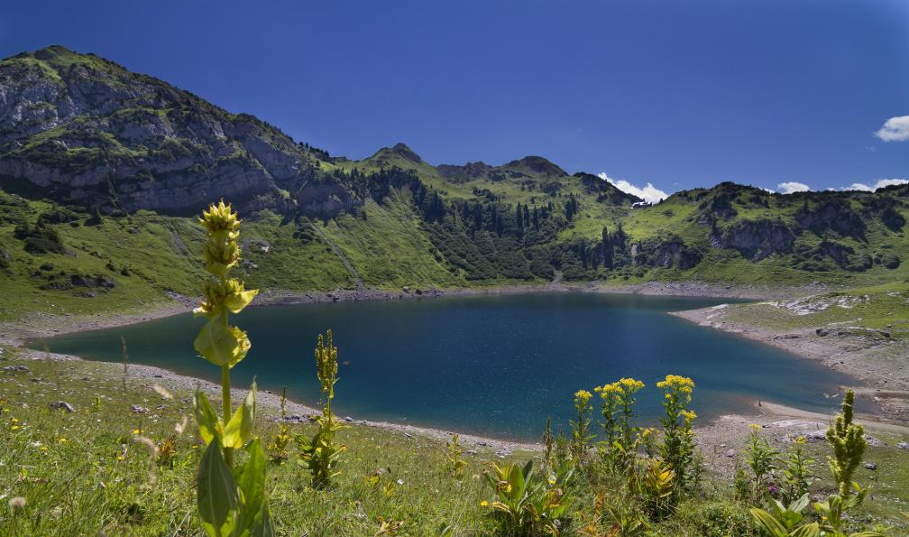 Image Tyrol : rando-forme à lech