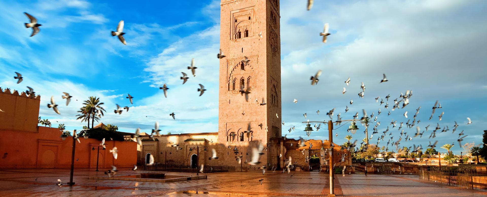 Voyage à pied Maroc : Le grand tour du maroc