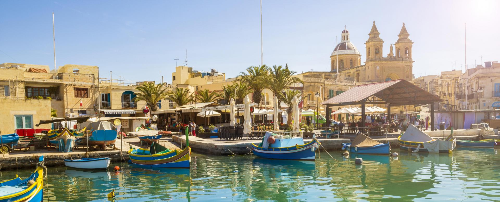 Voyage sur l'eau : Malte et gozo, coeur méditerranéen