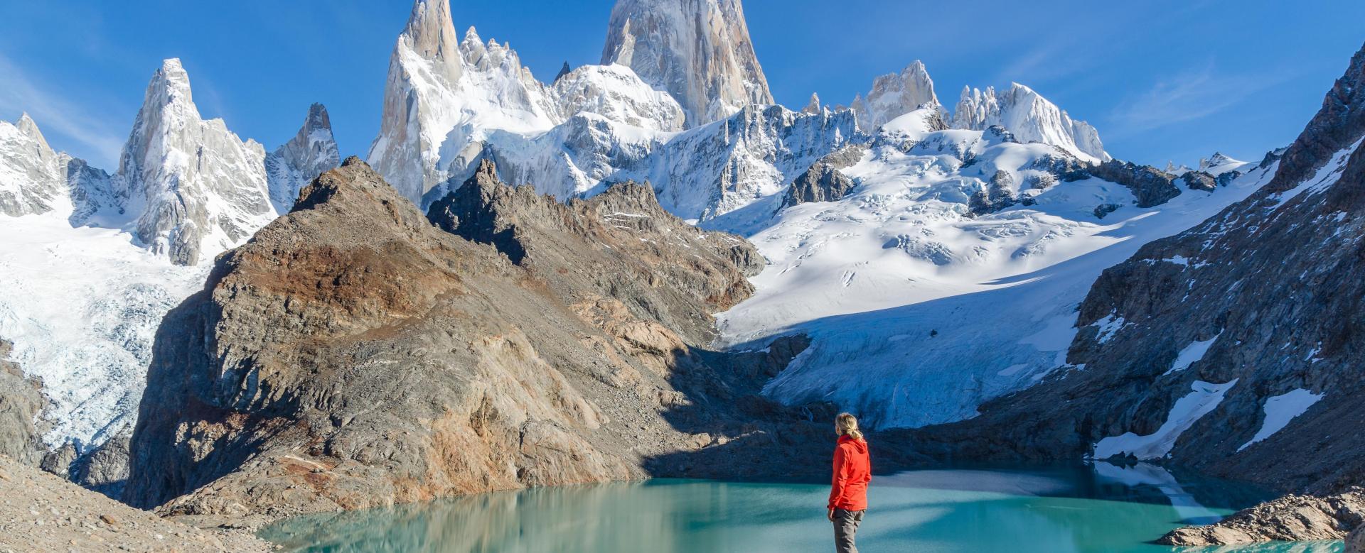 Voyage à pied Argentine : Route australe et patagonie