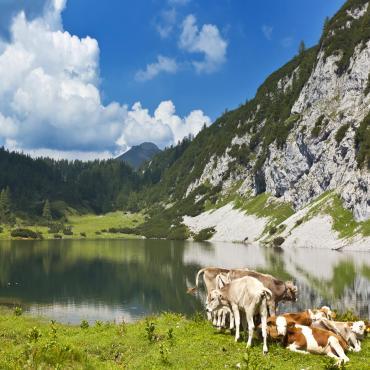 Salzbourg, la randonnée des dix lacs