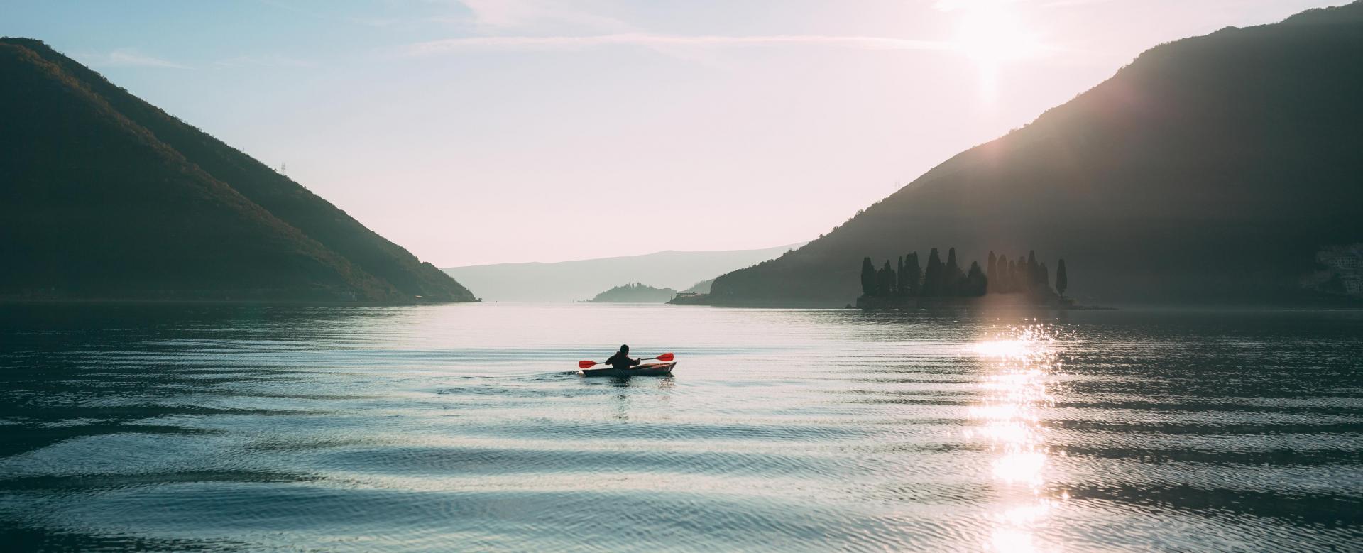 Voyage sur l'eau : Rando-kayak en baie georgienne