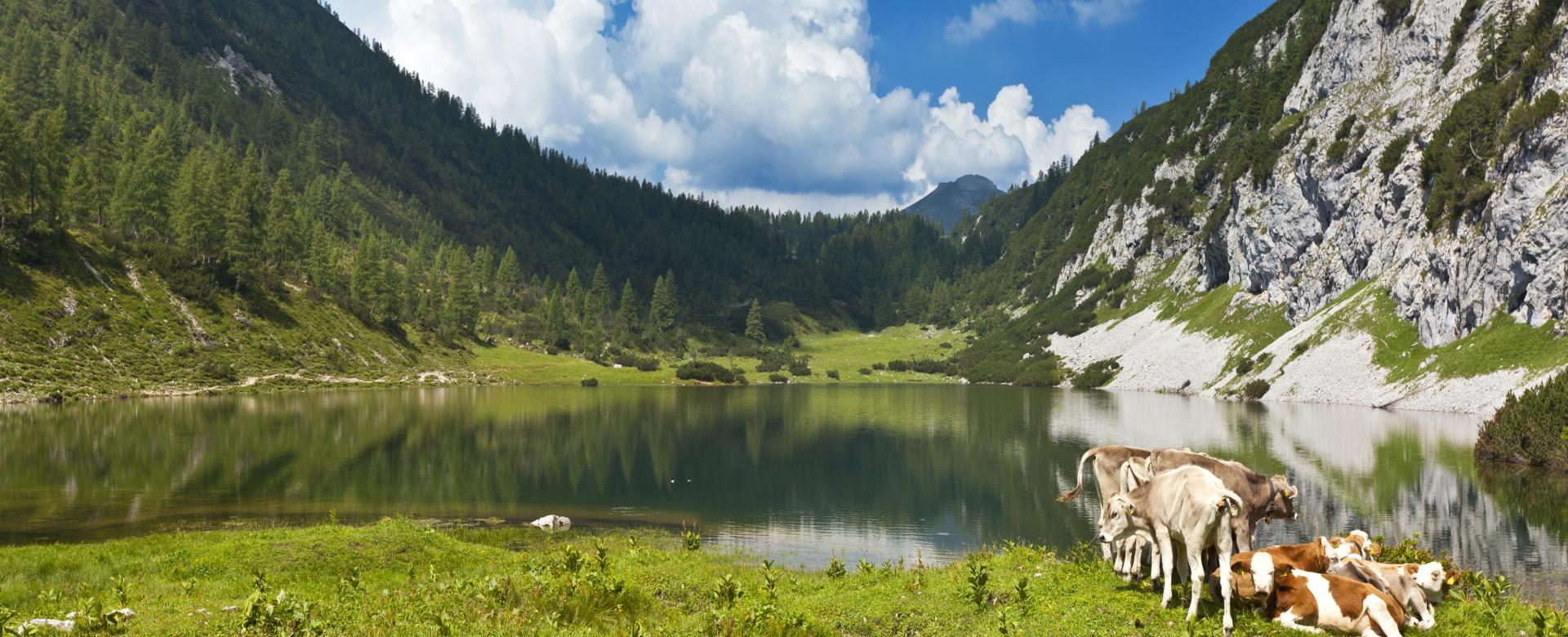 Voyage à pied : Salzbourg, la randonnée des dix lacs